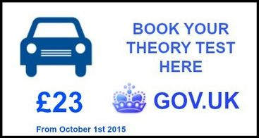 Book your theory test here