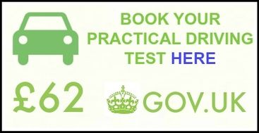 book your practical driving test here